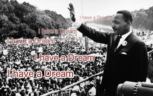 Anadiplosis - Rhetorical Devices List - I have a dream
