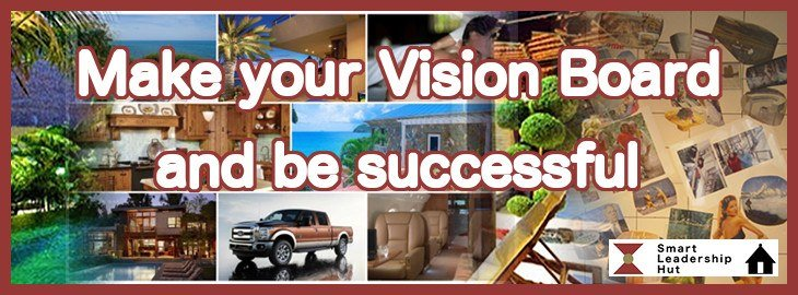 vision board ideas with 9 step guide and examples of vision boards