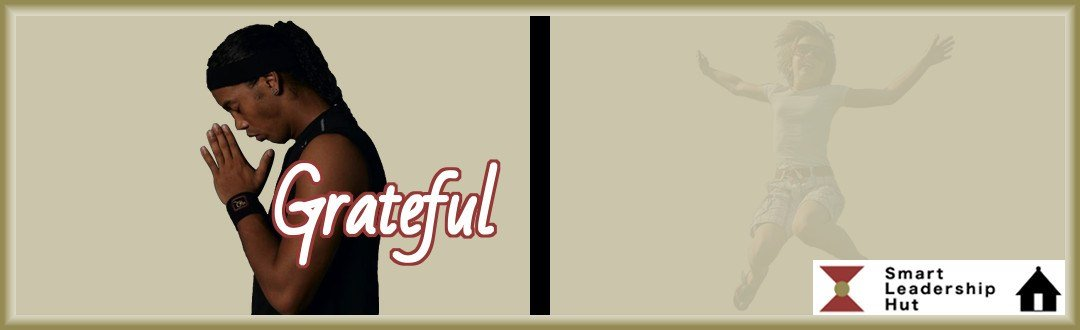Grateful vs Thankful - Being Grateful