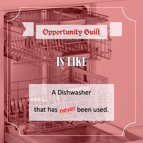 Opportunity Guilt - quote 4